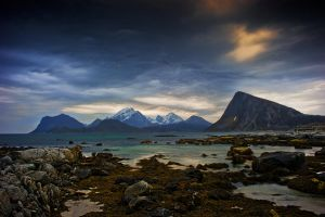 Ebb tide by steinliland