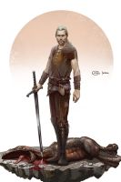 Nameless Hero by Redan23