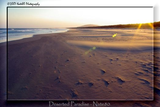 Deserted Paradise by Nate80