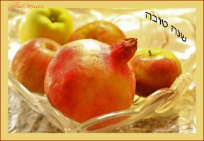 Good year- shana tova by ShlomitMessica