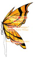DESIGN: Autumn Fairy Wings by taeliac