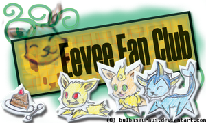 Eevee FC: ID Contest Entry by Bulbasauraus