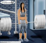 Jynn's Workout Routines (Full Body No.2) by BlackSandrock10