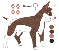 Naomi by Dandilion-Kennels