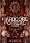 ::: Hardcore For Real ::: by donanubis