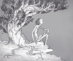 Dryad of the Bristlecone by DimeSpin