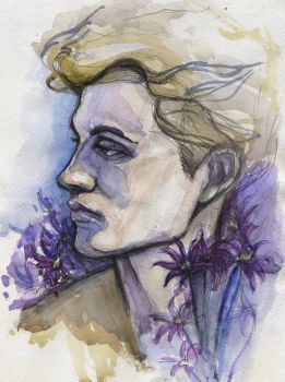 Issac Lahey by Ritaylor