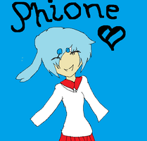 Phione :.gift.: by Koiizumis