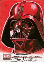 Star Wars Galaxy 4 Darth Vader by JasonHughes