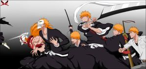 Ichigo_Evolution by AnimeFanNo1