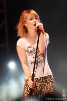 Paramore - Hayley Williams II by syncopatedrhythms