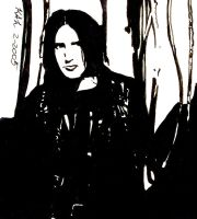 trent reznor by K-L-Designs