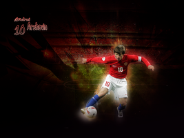 Arshavin by Salih0vic
