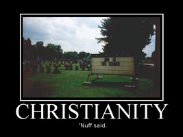 Christianity by SFalchionRomantic