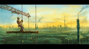 Industrial Zone by Prasa