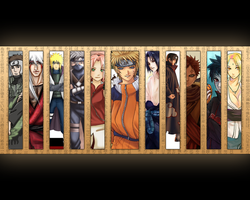 Naruto Wallpaper by k4muii
