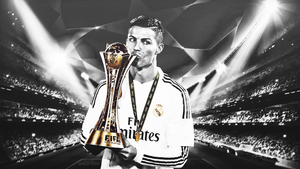 Ronaldo Wallpaper by Wolf-Gfx