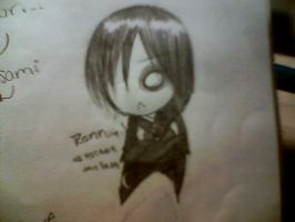 The guy from Escape The Fate.. by Sami-kisama