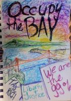 Occupy the Bay by senf-a