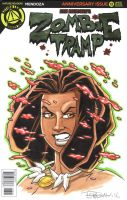 Zombie Tramp Sketch Cover 15 by BillMcKay