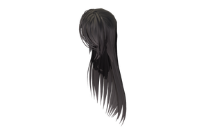.:MMD:. Hair updated by xMixed