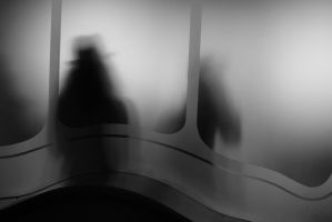 Silhouettes mysterieuses by MelieMelo