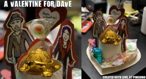 A Valentine For Dave by pinguino
