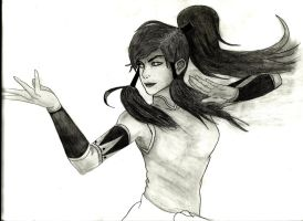 Avatar: Legend of Korra by ImRocker
