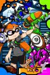 Splatoon by DarkMirrorEmo23