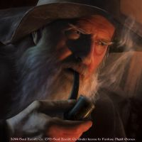 Lord of the Rings:The Wizard's Pipe by Thaldir