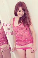 Kaz In Pink Full Set by RaymondPrax