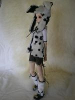 Dalmatian Outfit 1        05 by raewhitewolf