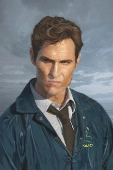 Rust Cohle by marcbalbi