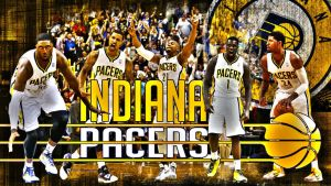 Indiana Pacers Blue Collar, Gold Swagger wallpaper by jeffa7xheiny