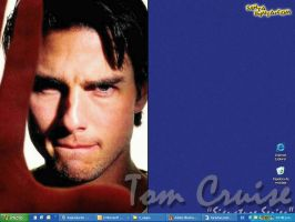 Tom Cruise by Yueni