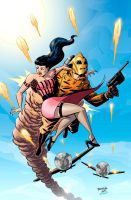 Rocketeer Colours by thatron