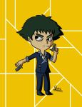 Spike Spiegel by DireDesire