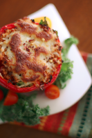 Stuffed Peppers by laurenjacob