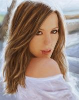 Kate Beckinsale by Ururuty