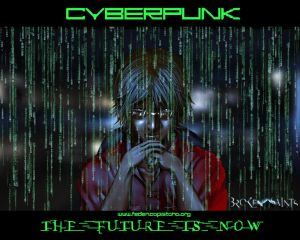 Cyberpunk - The Future is now 01