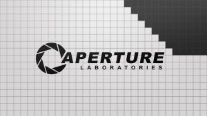 Aperture Laboratories Wallpaper by Ne1L
