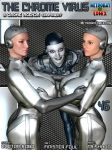 The Chrome Virus cover 46 by Doctor-Robo