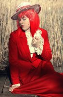 Madame Red - In the spring by aggestardust
