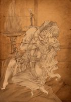 Passionate Love by Phadme