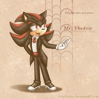 Mr. Shadow by EllyTheGee