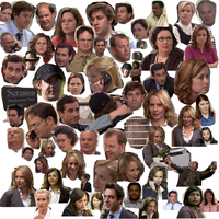 The Office Collage by IriisKitty