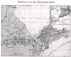 Schantung and Tsingtau by julius1880