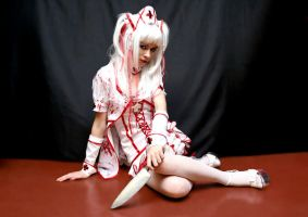 Nurse from the Hell by Ryoko-demon