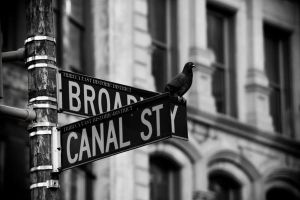 Broadway and Canal by sydneyshaw