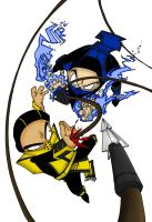 Scorpion - Subzero Color by rSYNist17